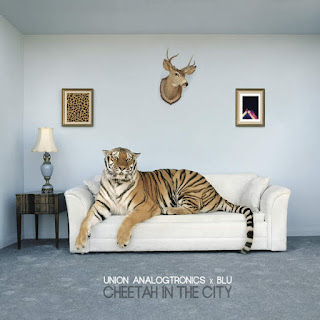 Blu & Union Analogtronics - Cheetah In The City (2016) - Album Download, Itunes Cover, Official Cover, Album CD Cover Art, Tracklist