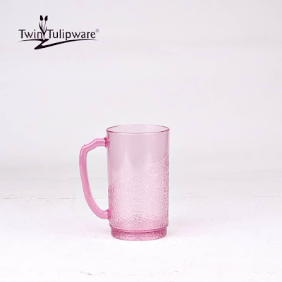 Big Glass Twin Tulipware