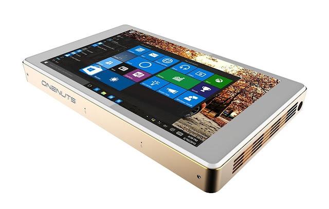 Mini PC Lengkap dengan Touch Screen dan Proyektor