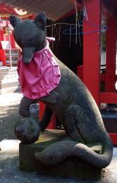 小金井 笠森稲荷神社