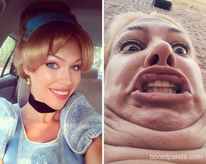 30 αστείες φωτογραφίες πριν και μετά που θα δυσκολευτείτε να πιστέψετε ότι πρόκειται για το ίδιο άτομο 88