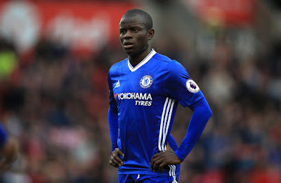 Chelsea Reach Agreement With Real Madrid Over Kante