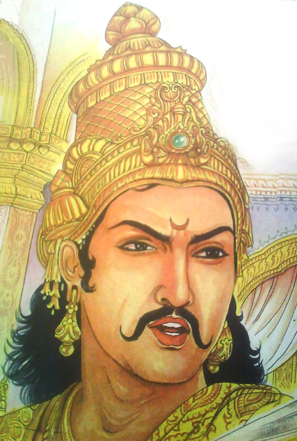 Chola Heritage: Ponniyin Selvan - Kalki The real hero