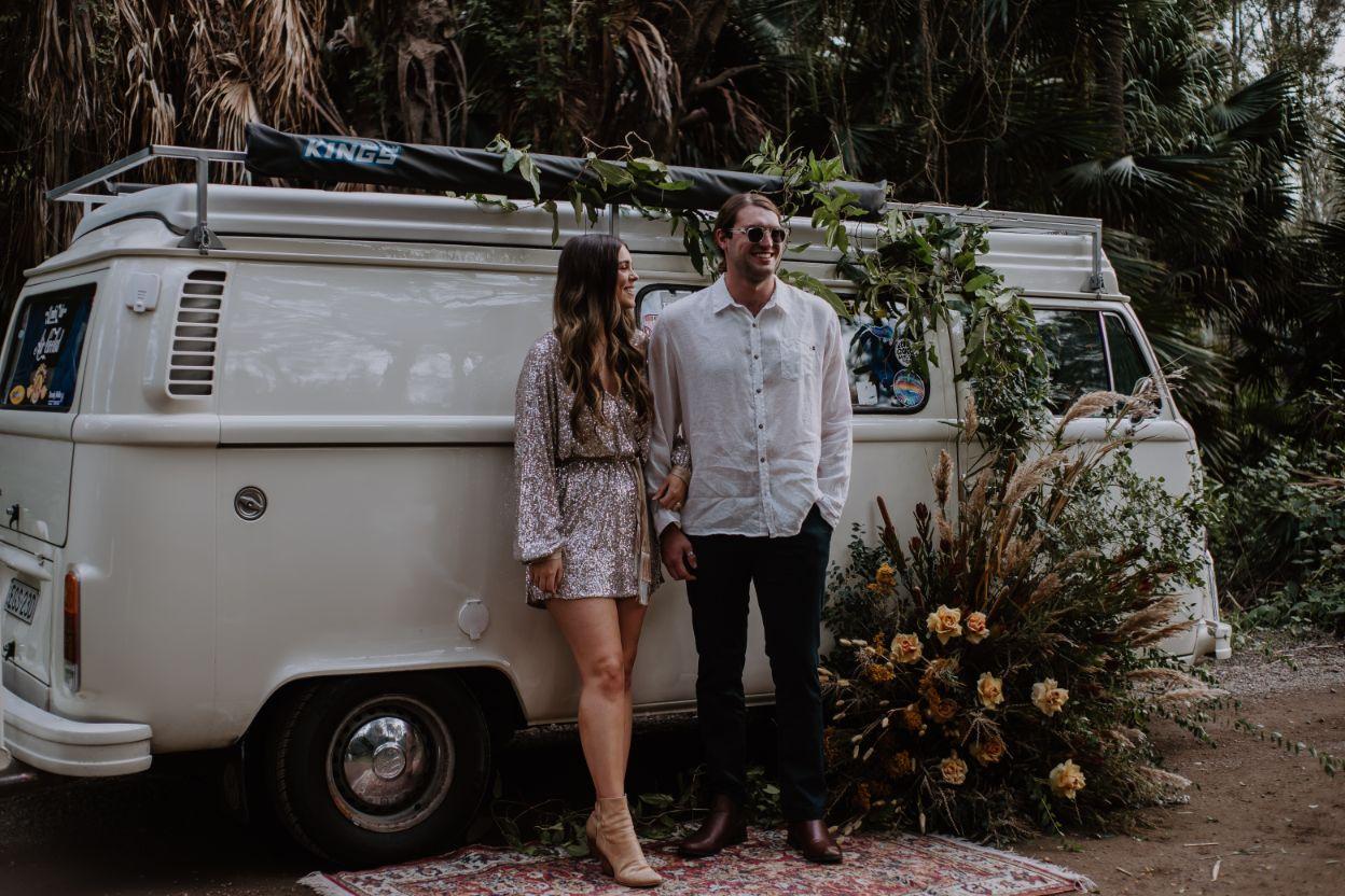 STYLED SHOOT: EARTHY TONES BYRON BAY INSPIRED MICRO-WEDDING SHOOT | NEWCASTLE NSW