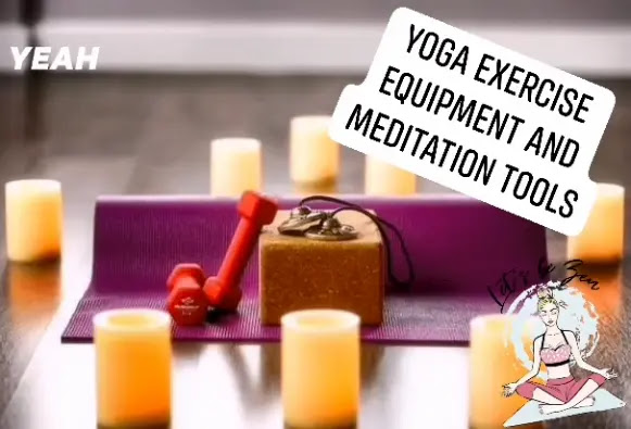 Yoga Exercise Equipment and Meditation Tools
