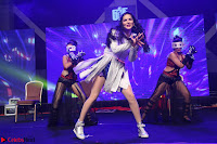 Sunny Leone Dancing on stage At Rogue Movie Audio Music Launch ~  173.JPG