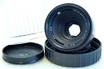 MC Industar 61 LZ Close Focus 50mm f/2.8 #120 M42 Mount