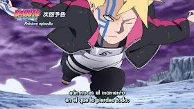Boruto: Naruto Next Generations Capítulo 208 Sub Español HD