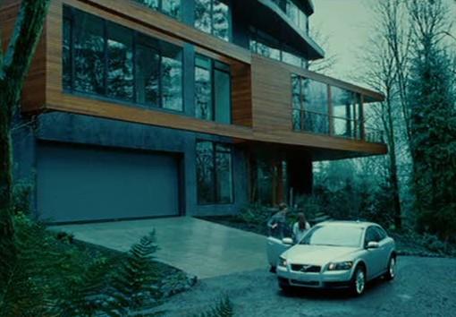 Luxury goes living the hoke house una casa da perfetti for Case futuristiche