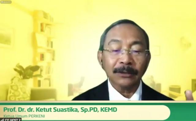 Dr. Ketut Suastika menjelaskan Diabetes Type 1
