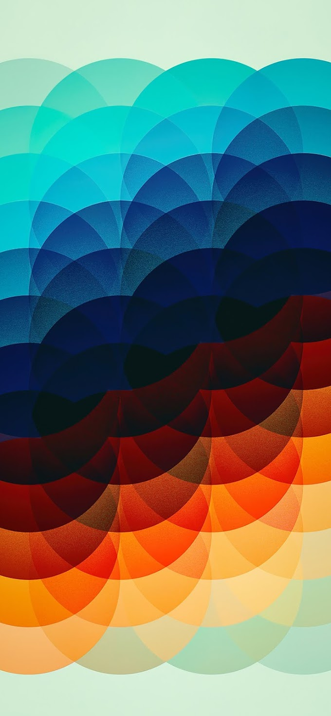 iPhone Wallpapers| Top 04 Geometric circles HD wallpapers for iPhone