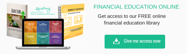 Financial Education online FREE resource library