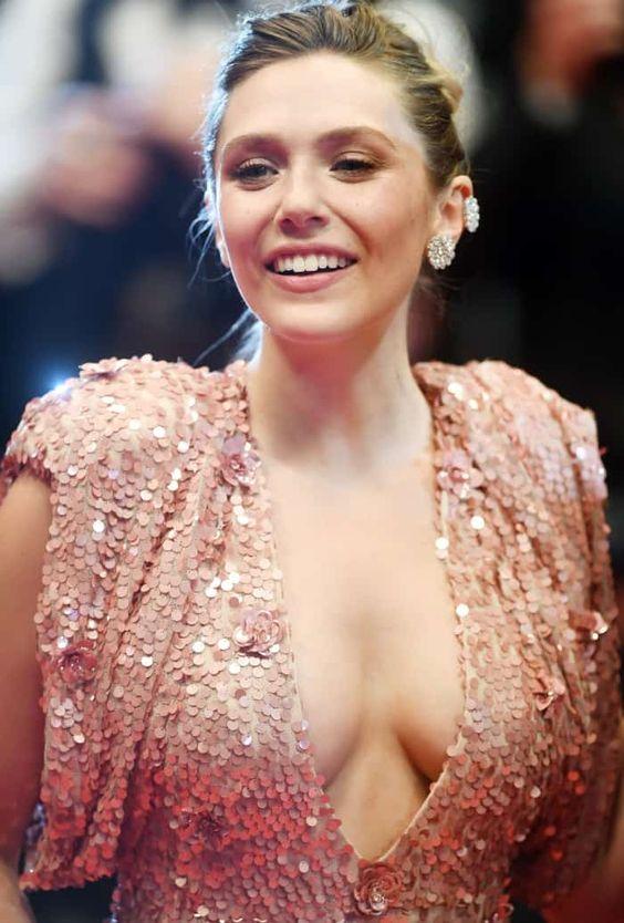 Elizabeth Olsen Hot Photo Gallery
