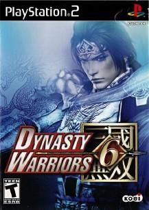 Dynasty Warriors 6 PS2 ISO
