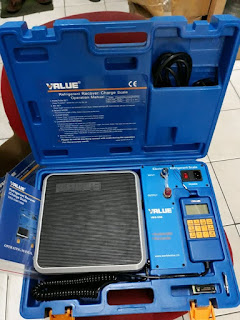 Darmatek Jual Value VES-50B Timbangan Refrigerant Digital 50kg