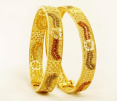 Stylish Gold Bangles Designs 2012   Wallpaper HD And ...