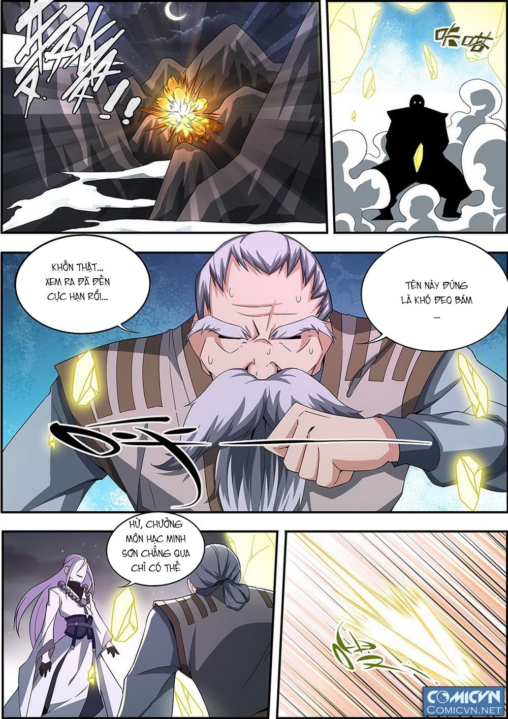 Tiên Kiếp Chí - Chapter 2 - Pic 5