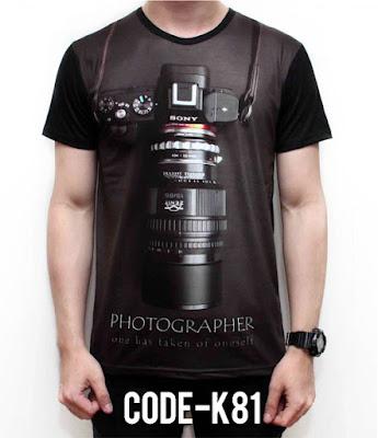 Kaos Photographer