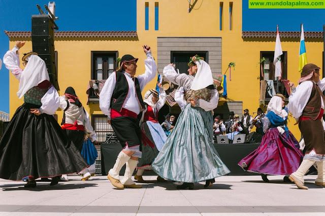 Tijarafe celebra, por segundo año, el Día de Canarias con diferentes actuaciones y un almuerzo típico