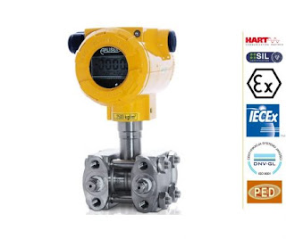 Smart differential pressure transmitter APRE-2000 ALW