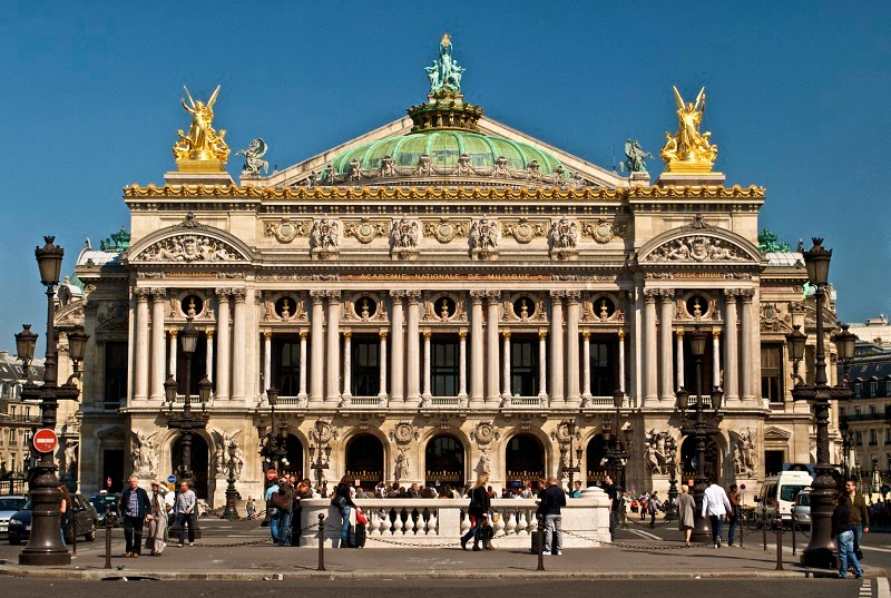 Palais Garnier - Top 10 Sites in Paris