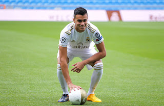 Dortmund reach agreement with Madrid on two-years loan deal for Reinier