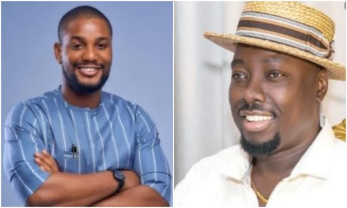 Obi Cubana's Mother Burial : Actor Alexx Ekubo Lists The 3 Types Of Money In The World After Attending (Video)