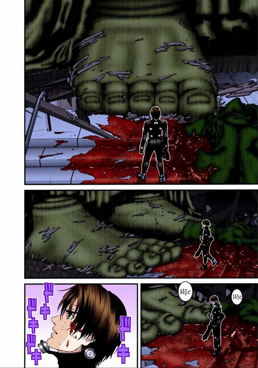 Gantz Chap 69: Giải pháp tồi tệ trang 10