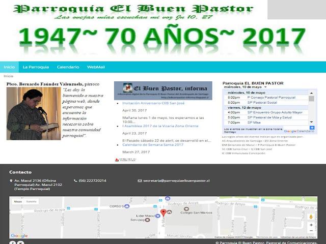 www.parroquiaelbuenpastor.cl