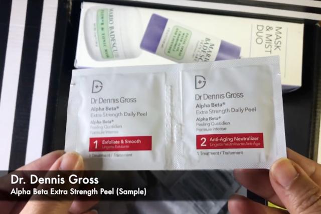 DR. DENNIS GROSS Alpha Beta® Extra Strength Daily Peel (Sample)