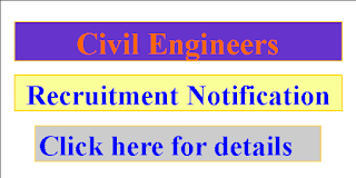 Sub Engineer - Civil Recruitment -  Government of  Madhya Pradesh