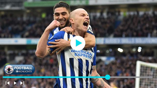 Brighton vs Bournemouth Highlights
