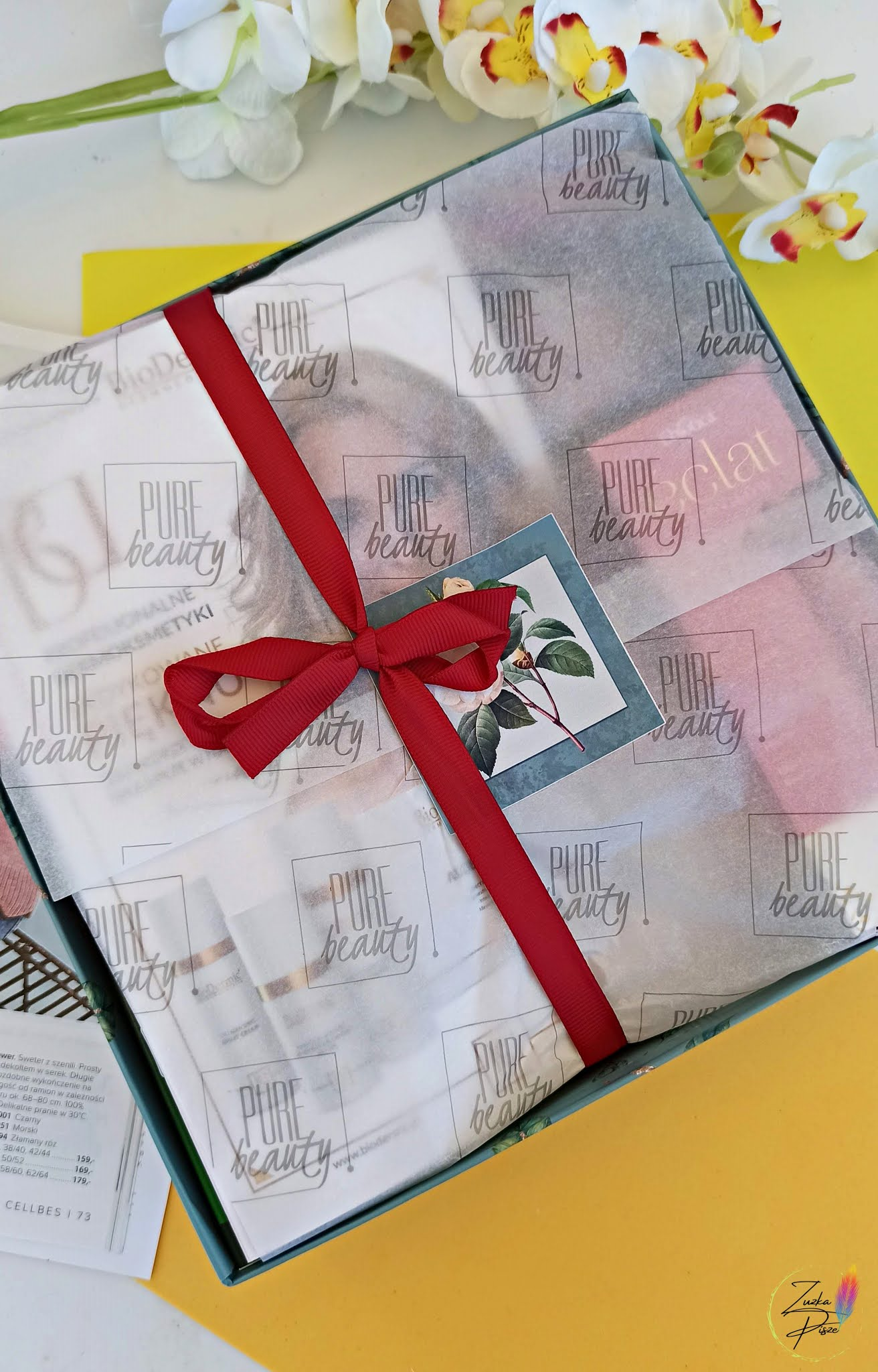 Pure Beauty BOX - Woman's Collection - openbox