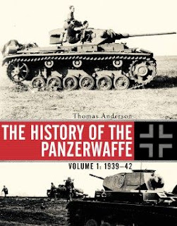 Osprey, The History of the Panzerwaffe Volume 1