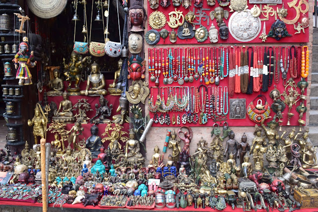 kawasan thamel kathmandu