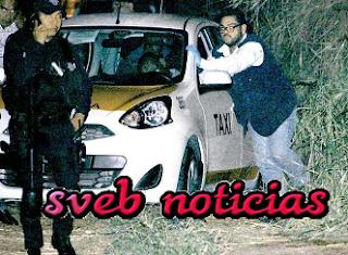 Hallan ejecutado a taxista en Fortin Veracruz
