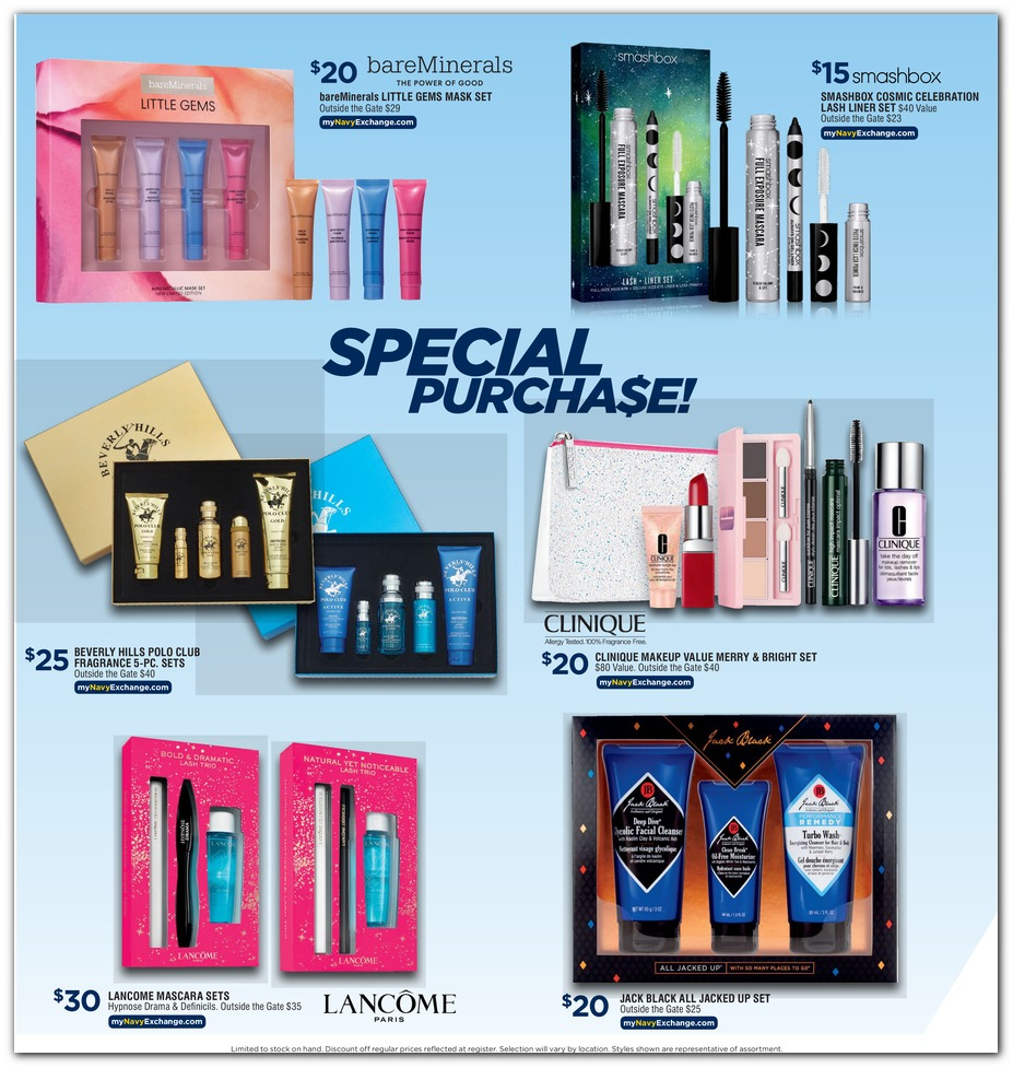 Navy Exchange Black Friday 2019 page 34