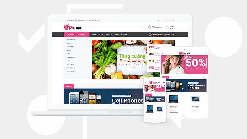 Bizmart Store Premium