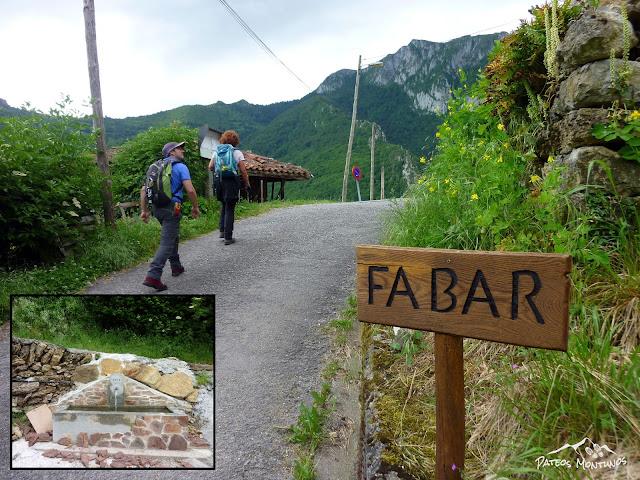 Entrando en Fabar