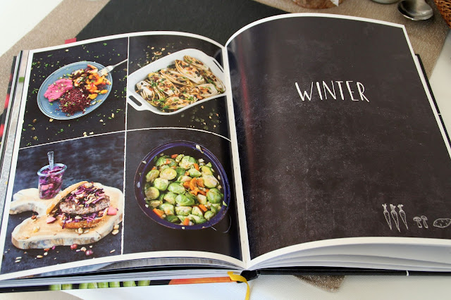 Blick ins Buch Wohlfühlküche