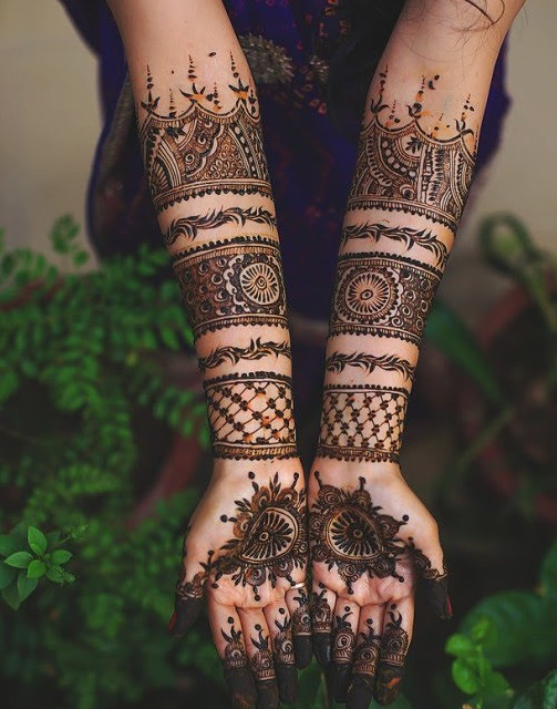 90 Bridal Mehndi Designs For Every Kind Of Bride New Dulhan Mehndi Designs Bling Sparkle