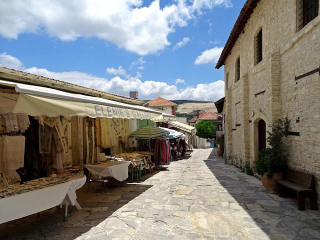 Cypr Południowy - zwiedzanie samochodem