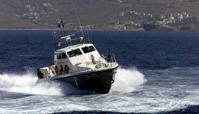 Μηχανική βλάβη σε σκάφος στο Πόρτο Χέλι Αργολίδας