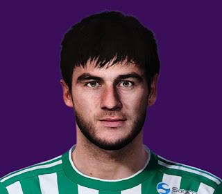 PES 2020 Faces Rizvan Utsiyev