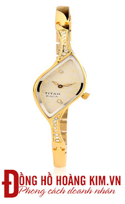 Đồng hồ titan nữ chính hãng tôn vinh vẻ đẹp hoàn mỹ Người phụ nữ Việt