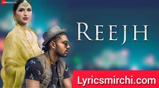 Reejh रीझ Song Lyrics | Jaswant Singh Rathore | Latest Punjabi Song 2020