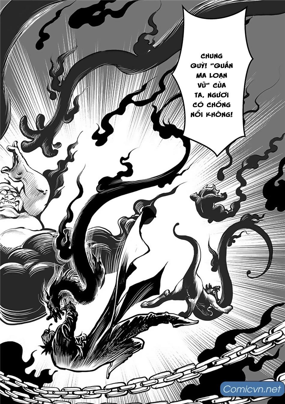 Chung Quỳ Truyền Kỳ Chap 61 - Next Chap 62