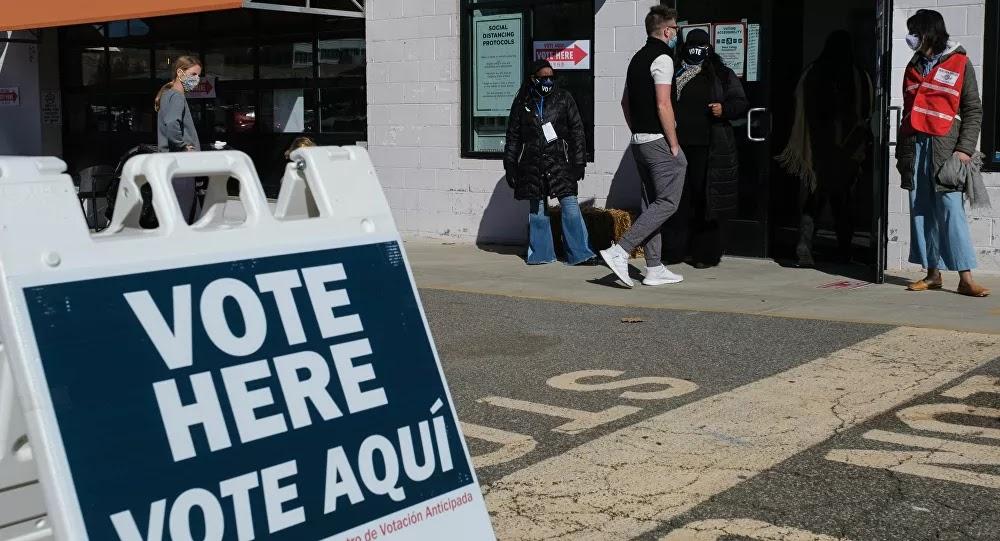 ولاية جورجيا تقول إن عملية فرز الأصوات تنتهي خلال 10 أيام من تاريخ الاقتراع