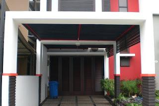 Bentuk Garasi Rumah Minimalis