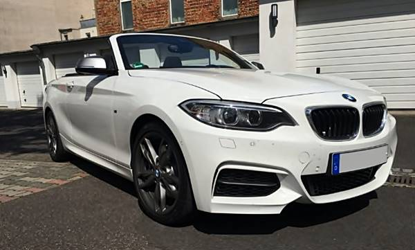 BMW M240i Convertible F23 New Flagship
